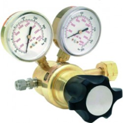 Harris - 3200301 - Harris Model 8700 High Pressure Argon Helium Nitrogen Single Stage Regulator CGA580, ( Each )