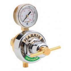 "Harris - 4000811 - Harris Model 247NC-1-1/4""RF Heavy Duty Inert Gas Single Stage Pipeline Regulator, ( Each )"