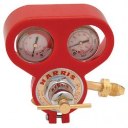 Harris - 4300140 - Harris Acetylene Red Gauge Guard (For Use With 25 And 425 Regulator), ( Each )