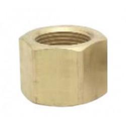 Harris - 9005701 - Harris 1 - 11.5 NPS RH Brass Union Nut (For Use With Manifold Regulator), ( Each )