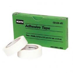 Honeywell - 020445-BX - North By Honeywell 1/2 X 2 1/2 Yard Roll Latex-Free Adhesive Tape (2 Per Box), ( Box )