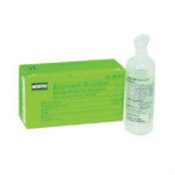 Honeywell - 020699-BX - North By Honeywell 1 Ounce Bottle Sterile Buffered Eye Wash Solution, ( Box )