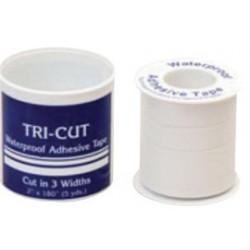 Honeywell - 032170-RL - Swift First Aid 2 X 5 Yard Roll Tri-Cut Adhesive Tape (1 Per Pack), ( Roll )