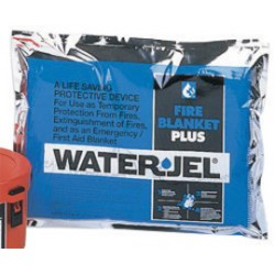 Honeywell - 049021 - North By Honeywell 6' X 5' Pouch Water-Jel Fire Blanket, ( Each )