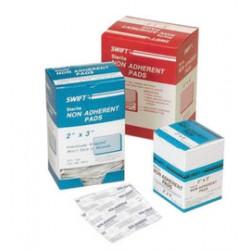 Honeywell - 061961 - Non-Adherent Pad, Sterile, White, PK50