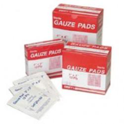 Honeywell - 074133 - (200/bag)(20bg/cs) Sponges-gze 3x3 12 Ply