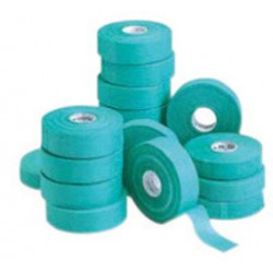 Honeywell - 0810075-PK - Swift First Aid 3/4 X 30 Yard Roll Green Saf-T-Tape Cohesive Gauze Finger Protection Tape (16 Per Box), ( Pack of 16 )
