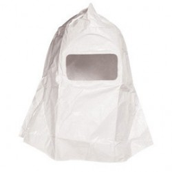 Honeywell - 14530001 - North by Honeywell Cotton Twill Sperian Free Air Paint Spray Hood With Visor