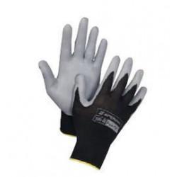 Honeywell - 395-L - Large 13 Cut Lightweightnylon Glove Black