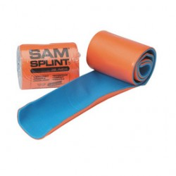 Honeywell - 431121 - Splint, Roll, Foam Covered Malleable Metal