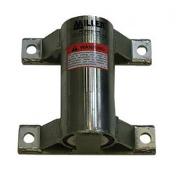 Honeywell - DH-8ZP/ - Hoist Wall Mount Sleeve, Steel