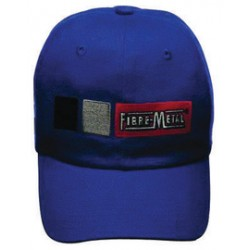 Honeywell - SBC2BE - Blue Cotton With Thermoplastic Inner Shell Vented Bump Cap, Style: Baseball Style, Fits Hat Size: On