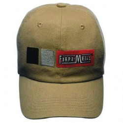 Honeywell - SBC2KI - Khaki Cotton With Thermoplastic Inner Shell Vented Bump Cap, Style: Baseball Style, Fits Hat Size: O