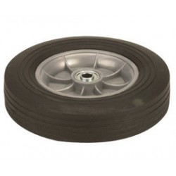 "Harper Trucks - 310-60 - Harper Series 300 Cylinder Truck With 10"" X 2 1/2"" Offset Poly Hub Solid Rubber Wheels, Continuous Handle, Cylinder Hold Chain (For Medium And Large Cylinders), ( Each )"