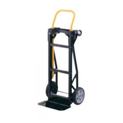 """Harper Trucks - 40TK19 - Harper Series 40T 800 lb Industrial Hand Truck With 10"""" X 3 1/2"""" Pneumatic 2-Ply Tubeless Wheels, Dual Handle And 8"""" X 14"""" Base Plate, ( Each )"""