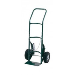 """Harper Trucks - 701SC-01 - Harper Series 700 Hand Cylinder Cart With 7"""" X 24"""" Base Plate And Stair Climber, ( Each )"""
