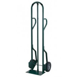 Harper Trucks - CTD-F - Harper Series CTD 600 lb Steel Tall Hand Truck With Dual Loop Handle, ( Each )