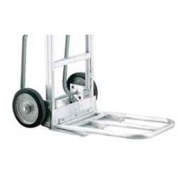"""Harper Trucks - MNE-36 - Harper 36"""" Nose Extension With Hinge And NJ/NU Base (For M Series Hand Truck), ( Each )"""