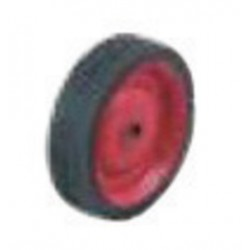 Harper Trucks - WH20 - Harper 5' X 1 1/4' 100 lb Semi-Pneumatic Wheel With 1 1/4' Hub And 1/2' Oilite Bearing (For 861-20 Welding Cylinder Trucks), ( Each )