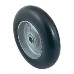 "Harper Trucks - WH56 - Harper 8"" X 2 1/4"" 450 lb Mold-On Balloon Rubber Wheel With 2"" Hub And 3/4"" Ball Bearing, ( Each )"