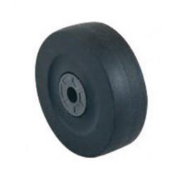 "Harper Trucks - WH81 - Harper 6"" X 2"" 400 lb Hard Core Soft Tread Wheel With 2"" Hub And 3/4"" Nylon Bearing, ( Each )"