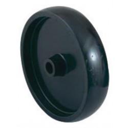 "Harper Trucks - WH89P - Harper 10'' X 2 1/4'' 1000 lb Polyolefin Wheel With 2 3/4"" Hub And 1"" Plain Bearing, ( Each )"