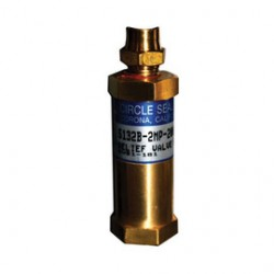 "Hypertherm - 006132 - Hypertherm 1/4"" NPT 200 psig Check Valve For HyPerformance HPR400XD Manual Gas Plasma System, ( Each )"