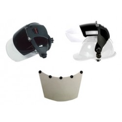 Hypertherm - 017030 - Hypertherm Leather Neck Guard (For Use With Dual Faceshield), ( Each )