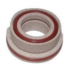 Hypertherm - 020096 - Hypertherm Model 020096 .099 Oxygen/Argon Swirl Ring For HT400 Plasma Torch, ( Each )
