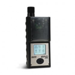 Industrial Scientific - MX6-K023Q211 - Industrial Scientific MX6 iBrid Portable Combustible Gas, Hydrogen Sulphide, Oxygen And Carbon Dioxide Monitor With Li-Ion Extended Range Battery And Pump