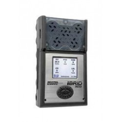 Industrial Scientific - MX6-K1235101 - Industrial Scientific MX6 iBrid Portable Combustible Gas, Carbon Monoxide, Hydrogen Sulphide, Oxygen And Sulphur Dioxide Monitor With Li-Ion Battery and Pump
