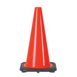 JBC Safety - RS30008C - JBC 12 Orange PVC Revolution Series Traffic Cone, ( Each )