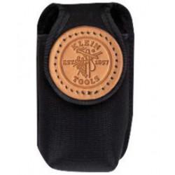 Klein Tools - 5715S - Klein Tools 2 5/8' X 4 1/2'' Black Cordura Nylon PowerLine Small Mobile Phone Holder With 2' Metal Belt, ( Each )