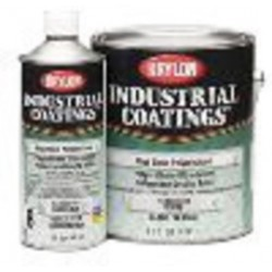 Krylon - K04080404-30 - Krylon Products Group 5 Gallon Pail White Industrial Coatings Polyurethane Paint Part A, ( Pail )