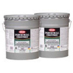Krylon - K06860113-16-CA - Krylon Products Group 1 Gallon Pail Black Series 686 High Build Surface Tolerant Epoxy Mastic Part A, ( Case of 4 )