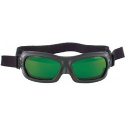 Kimberly-Clark - 20529-CA - Kimberly-Clark Professional Jackson Safety Wildcat Welding Goggles With IRUV Shade 5 Lens, ( Case of 12 )