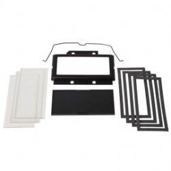 Kimberly-Clark - 24528 - Kimberly-Clark Professional* Black/Clear Plastic/Metal Jackson Safety* Parts Kit For 930P/430P, ( Each )