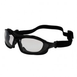 Kimberly-Clark - 33347-CA - Kimberly-Clark Professional* Jackson Safety* Epic* Black Safety Glasses With Gray Anti-Fog/Indoor/Outdoor Lens, ( Case of 12 )