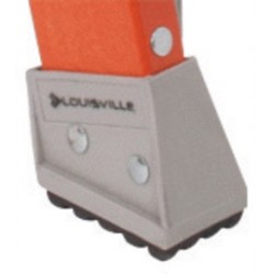Louisville Ladder - PK136A - Replacement Shoes, Shoes and Hardware