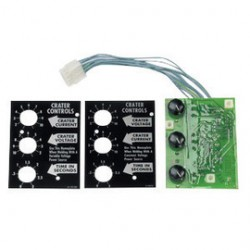 Lincoln Electric - K245 - Lincoln Electric Crater Control Printed Circuit Board (For NA-3 And NA-4 Control), ( Each )