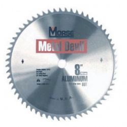 M.K. Morse - 100267 - MK Morse 8 X 5/8 5800 RPM 60 TPI Metal Devil NXT Tungsten Carbide Tipped Circular Saw Blade (For Use With Milwaukee 6370-20 Metal Cutting Circular Saw), ( Each )