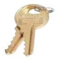 Master Lock - K1CM - Master Lock Master Key (For 6270MK Master Keyed Padlock), ( Each )