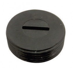 Makita - 643650-4 - Makita 6.5 - 13.5 mm Plastic Screw-In Brush Holder Cap (For Use With Circular Saw, Miter Saw And Table Saw)
