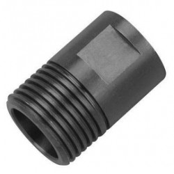 Milwaukee Electric Tool - 48-68-0040 - Milwaukee 1/4' Collet Body (For Use With Die Grinder), ( Each )