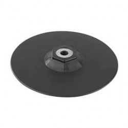 "Milwaukee Electric Tool - 49-36-3462 - Milwaukee 5"" X 1/2"" - 13 Polypropylene Backing Pad (For Use With Mini Grinder)"