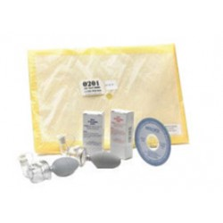 Moldex - 0102 - Moldex Bitrex Fit Testing Kit For Facepiece Respirator (Includes Aerosol, Fit Test Hood, Instructions And Certificates) (For Qualitative Fit Testing), ( Each )