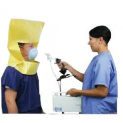 Moldex - 0201 - Moldex Bitrex Hood For Facepiece Respirator With OSHA Standards For Qualitative Fit Testing (Includes Fit Test Hood, Instructions and Certificates), ( Each )