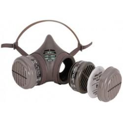 Moldex - 8112N-EA - Moldex Medium 8000 Series Half Face Air Purifying Respirator, ( Each )