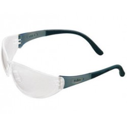 MSA - 10038845 - MSA Arctic Impact Resistant Safety Glasses With Clear Polycarbonate Tuff-Stuff Anti-Fog Anti-Scratch Lens