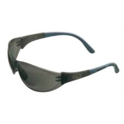 MSA - 10038846 - MSA Arctic Impact Resistant Safety Glasses With Gray Polycarbonate Tuff-Stuff Anti-Fog Anti-Scratch Lens